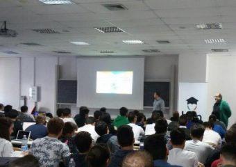 Relazione seminario Bitcoin all'Università di Salerno